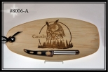 Cutting Board ( Owl & Moon)