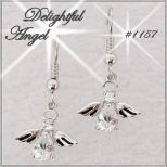 Delightful Angel - Silver