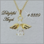 Delightful Angel - Gold