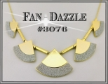 Fan-Dazzle - Gold